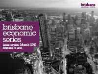 Brisbane Economic Series Issue 7