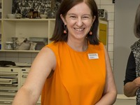 Director… of Dinosaurs – meet Queensland Museum Network Director and CEO Suzanne Miller